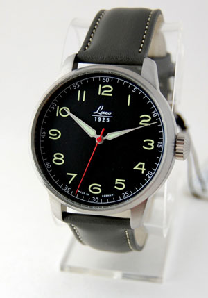 Laco Classic 42  Black Dial Automatic Watch