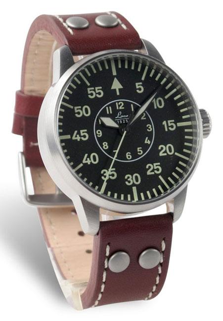 12d4c0950c3 Laco Aachen Automatic Pilot Watch