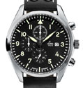 Laco Trier Chronograph Pilot Watch 861915