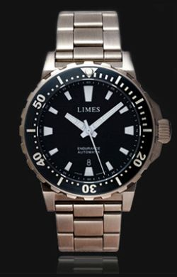 Limes Endurance Leviathan Automatic Dive Watch U8887B-LA1.1