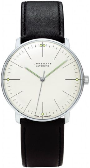 Junghans Max Bill Silver Dial Automatic Watch 027/3501.00