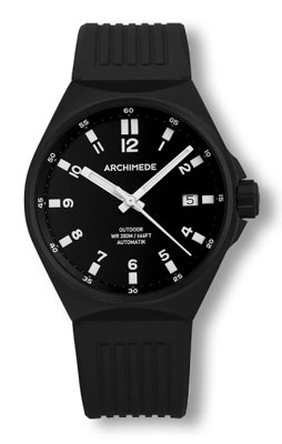 Archimede Outdoor Protect Automatic Black Watch UA8237S-A2.1-SW
