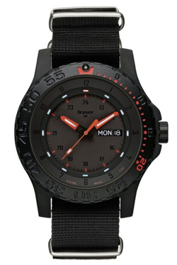 Traser Combat Red Watch