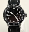 Customized Damasko DA46 Automatic Watch with White Seconds Hand, 1 Side AR Crystal