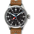 Archimede 42 GMT Dual Time Automatic Pilot Watch UA7929-A6.2S