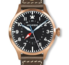 Archimede 42 GMT Automatic Pilot Watch UA7929-A6.3S-BR