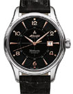 Atlantic Worldmaster 1888 Black Dial Automatic Dress Watch