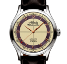 "Atlantic Worldmaster ""The Original"" Cream Dial Automatic Watch"