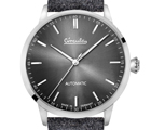 Circula Classic Automatic Anthracite Watch