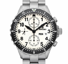 Damasko DC67 Automatic Chronograph Watch  with Ice Hardened Bracelet