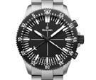 Damasko DC80 Bicolour Automatic Chronograph Watch with Ice Hardened Bracelet