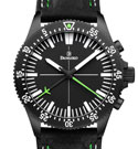 Damasko DC80 Green Black Automatic Chronograph Watch