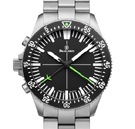 Damasko DC80 Left Handed Version Green with Bracelet Automatic Chronograph Watch