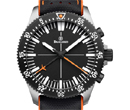 Damasko DC80 Orange Bicolour Automatic Chronograph Watch