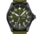 Damasko DH3.0 Black Hunting and Outdoor automatic Watch