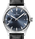 Damasko DK105 Blue Manual Winding Watch