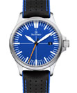 Damasko DS30 Ocean Blue OBO Submarine Steel Automatic Watch