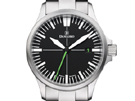Damasko DS30 with Bracelet Submarine Steel Automatic Watch with Green Hand