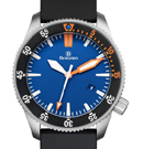 Damasko DSUB2 Submarine Steel Automatic Dive Watch