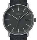 Junghans Form A Titan Anthracite Dial Automatic Watch 027/2001.00