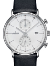Junghans Form C Silver Dial Chronograph Watch 041/4770.00