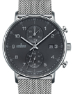 Junghans Form C Anthracite Dial Chronograph Quartz Watch 041/4877.44