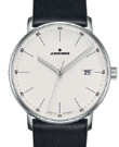 Junghans Form C Silver Dial Quartz Watch 041/4884.00