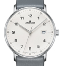 Junghans Form C Silver Dial Quartz Watch 041/4885.00