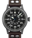 Laco Leipzig Hand Wound Pilot Watch 861747