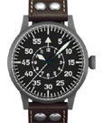 Laco Friedrichshafen Original Type B 45 mm Automatic Pilot Watch 861753