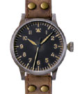 Laco  Original  SAARBRUCKEN ERBSTUCK Pilot Watch 861933