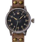 Laco Original  WESTERLAND ERBSTUCK Pilot Watch 861937