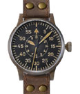 Laco Original DORTMUND ERBSTUCK Pilot Watch  861938