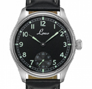Laco Bremerhaven 42 Hand Wound Navy  Watch 862105