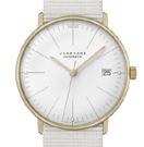 Junghans Max Bill White Dial Automatic Watch 027/7006.04