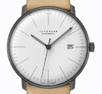 Junghans Max Bill White Dial Automatic Watch 027/4000.04