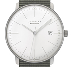 Junghans Max Bill White Dial Automatic Watch 027/4001.04