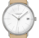 Junghans Max Bill White Dial Automatic Watch 027/4004.04