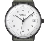 Junghans Max Bill White Dial Automatic Watch 027/4005.04