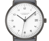 Junghans Max Bill White Dial Automatic Watch 027/4006.04
