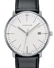 Junghans Max Bill White Dial Quartz Watch 041/4817.00