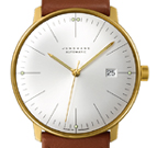 Junghans Max Bill Silver Dial Automatic Watch 027/7002.02