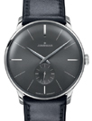 Junghans Meister Hand-Winding Sunray Anthracite Grey Dial Watch 027/3503.00