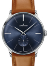 Junghans Meister Hand-Winding Sunray Blue Dial Watch 027/3504.00