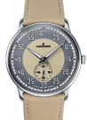 Junghans Meister Driver Handwound Sand Colored Dial Watch 027/3608.00