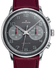 Junghans Meister Driver Chronoscope Black Effect Lazquer Dial Watch 027/3685.00
