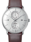 Junghans Meister Agenda Matte Silver Dial Day Date Week Watch 027/4364.01