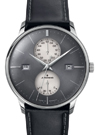 Junghans Meister Agenda Sunray Anthracite Grey Dial Day Date Week Watch 027/4567.01