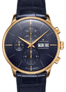 Junghans Meister Chronoscope Watch 027/7924.01