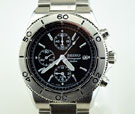 Seiko SNA533P1 Alarm Chronograph Watch